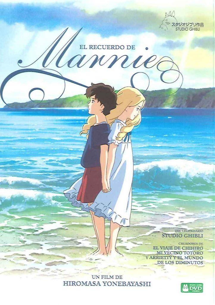 el recuerdo de marnie portada