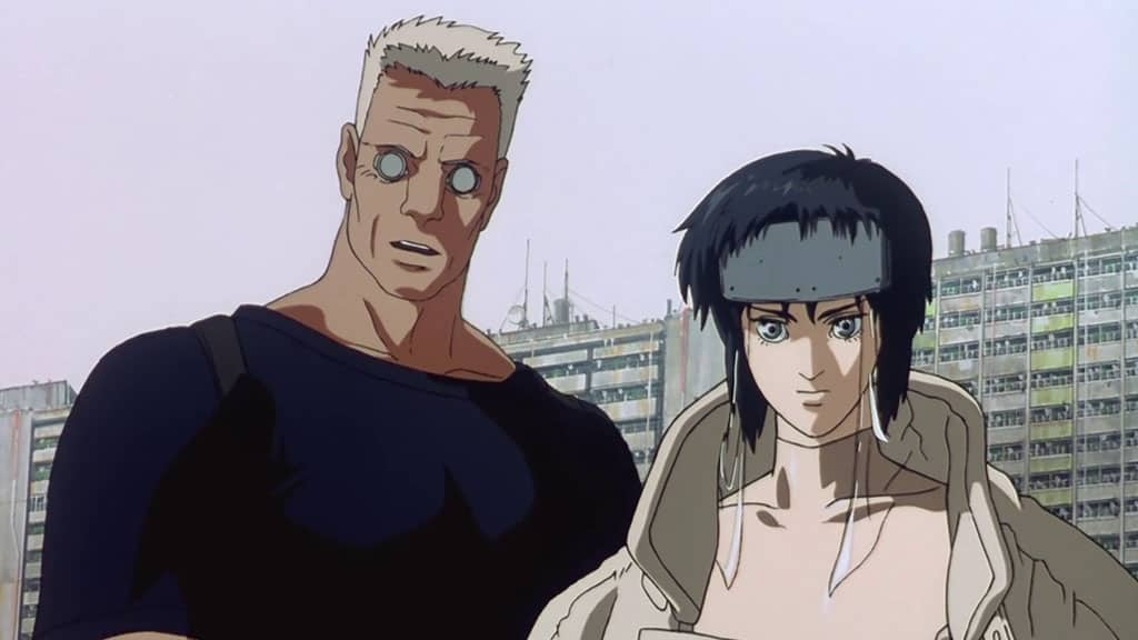 Ghost in the shell: la cima de la ciencia ficción en el anime