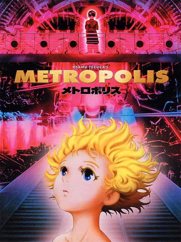 metropolis-portada-osamu-tezuka