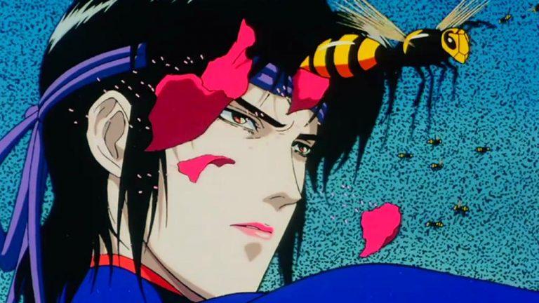 Ninja Scroll: la violencia en forma de arte