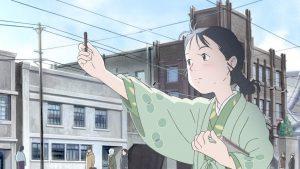 suzu urano en este rincón del mundo anime
