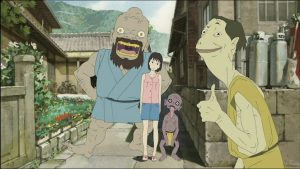 Una carta para momo película anime Hiroyuki Okiura